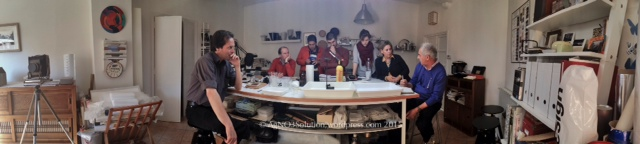 The Daguerreotype Workshop with Jerry Spagnoli in Rome, SMPhoto Conservation